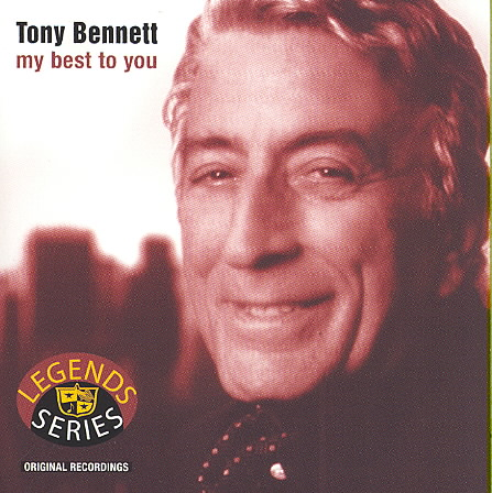 MY BEST TO YOU BY BENNETT,TONY (CD)