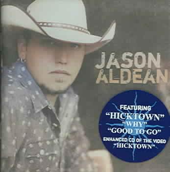 JASON ALDEAN BY ALDEAN,JASON (CD)
