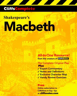 Cliffscomplete Macbeth By Lamb, Sidney (EDT)/ Morrow, Christopher (EDT)