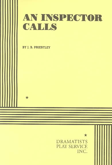 An Inspector Calls By Priestley, J. B.