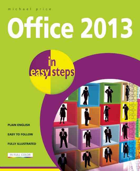 Office 2013 in Easy Steps By Price, Michael
